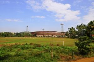 Fatorda Stadium Goa