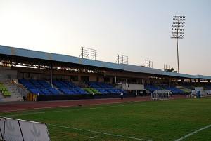 Shri Shiv Chhatrapati Sports Complex Pune