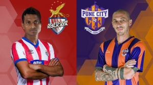 Atletico De Kolkata vs. FC Pune City