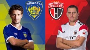 Chennaiyin FC vs. Northeast United FC