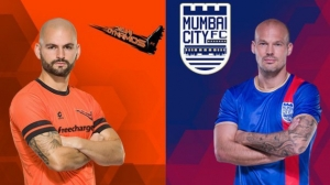 Delhi Dynamos FC vs. Mumbai City FC