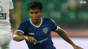 Dhanachandra Singh, Chennaiyin FC