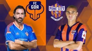 FC Goa vs. FC Pune City
