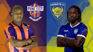 FC Pune City vs. Chennaiyin FC