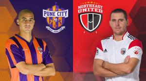 FC Pune vs. Northeast UTD