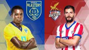 Kerala Blasters FC vs. Atletico De Kolkata