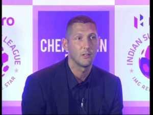 Marco Materazzi, Chennaiyin FC