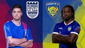 Mumbai City FC vs. Chennaiyin FC