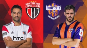 Northeast United FC vs. FC Pune City