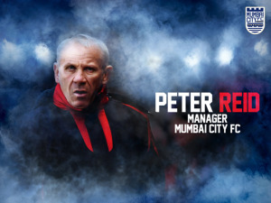 Peter Reid, Mumbai City FC