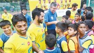 Ishfaq Ahmed, Kerala Blasters