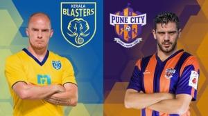 Kerala Blasters FC vs. FC Pune City
