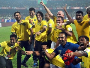 Kerala Blasters Win