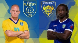 Kerala Blasters vs. Chennaiyin