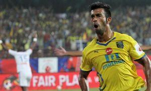 Milagres Gonsalves, Kerala Blasters