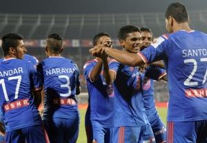 Romeo, Santos, Mandar, FC Goa