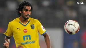 Sandesh Jhingan, Kerala Blasters FC