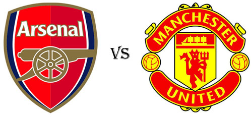 Arsenal and Man UTD