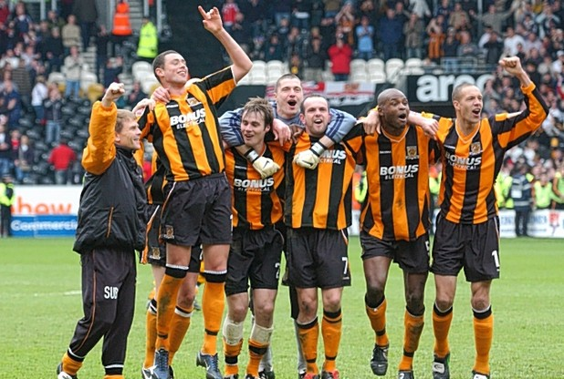 Attacking Hull City FC