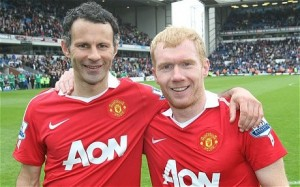 Schole and Giggs