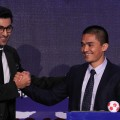 Mumbai City FC Sign Sunil Chhetri