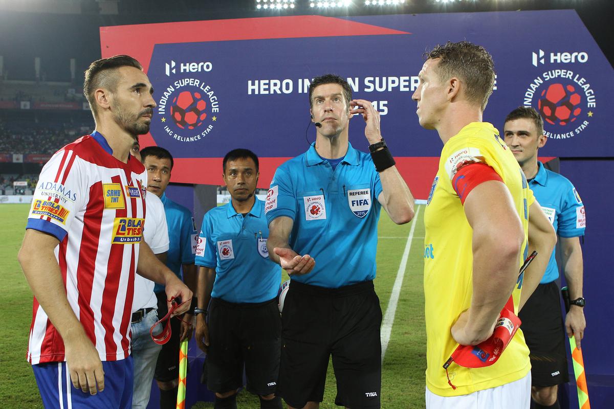 Atletico Kolkata vs. Kerala Blasters FC