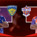 Chennaiyin FC vs. FC Pune City