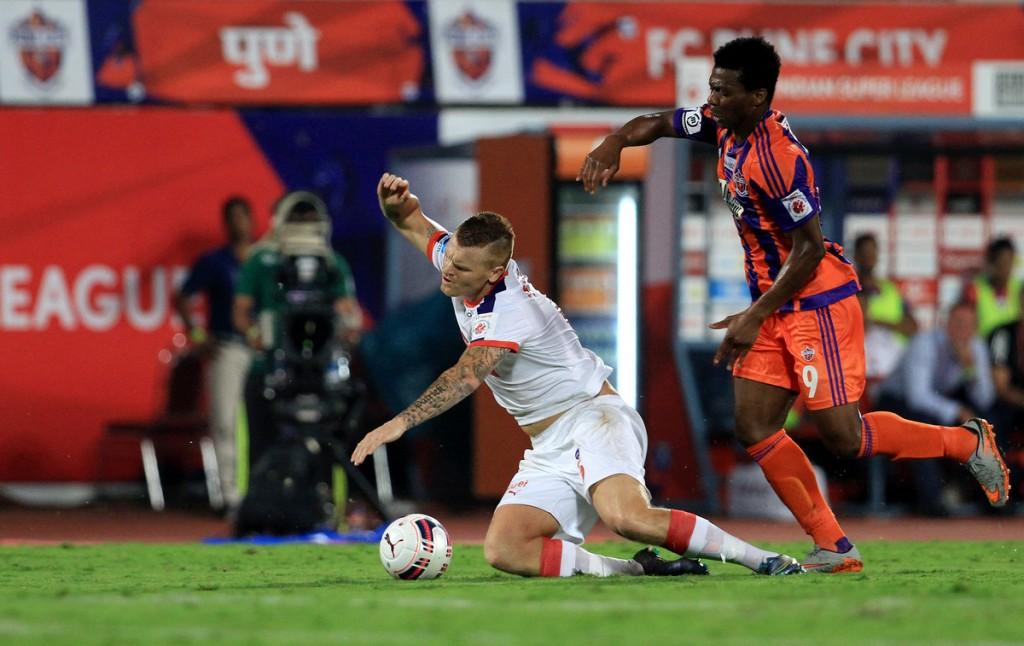 Delhi Dynamos FC - John Arne Riise