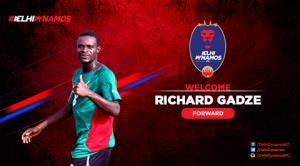 Delhi Dynamos FC - Richard Gadze