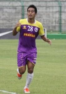 Delhi Dynamos FC - Shylo Malsawmtluanga