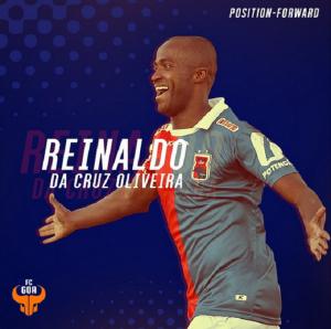 FC Goa - Reinaldo