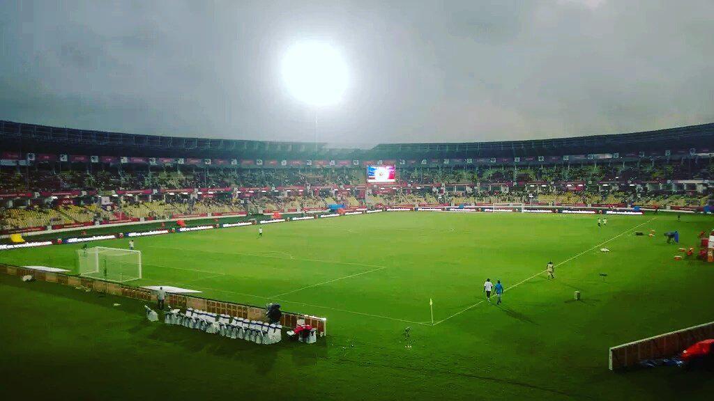 FC Goa vs. Delhi Dynamos FC