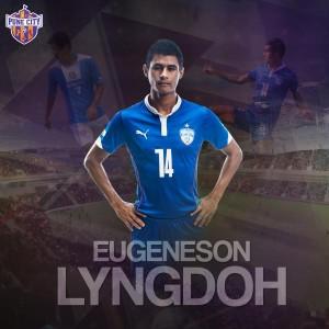 FC Pune City - Eugeneson Lyngdoh
