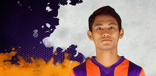 FC Pune City - Israil Gurung