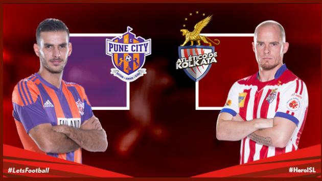 FC Pune City vs. Atletico De Kolkata Preview