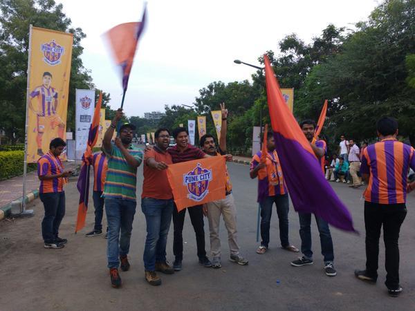 FC Pune City vs. Mumbai City FC