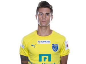 Kerala Blasters FC - Josu Currias
