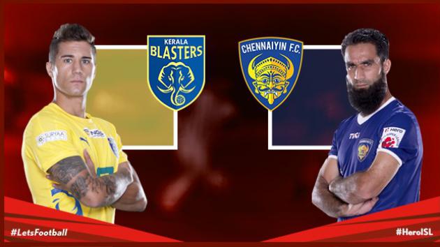 Kerala Blasters FC vs. Chennaiyin FC