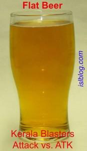 Kerala Blasters - Flat Beer