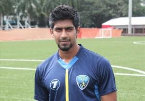 Mumbai City FC - Ashutosh Mehta