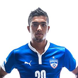 Mumbai City FC - Keegan Pereira
