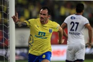 Kerala Blasters FC - Chris Dagnall