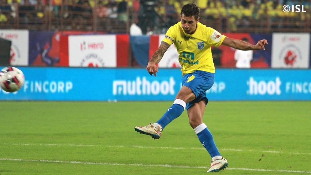 Kerala Blasters FC - Josu