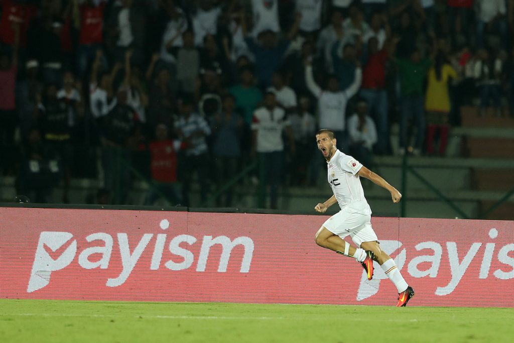 Emiliano Alfaro, NorthEast United FC