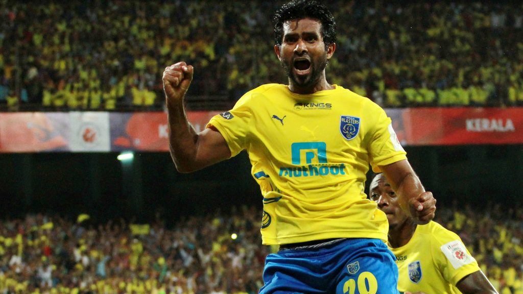 Mohammed Rafi, Kerala Blasters FC